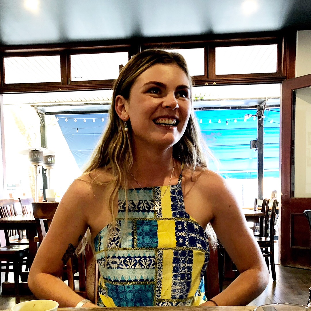 Brianna Weir, Long & Co Marketing Intern