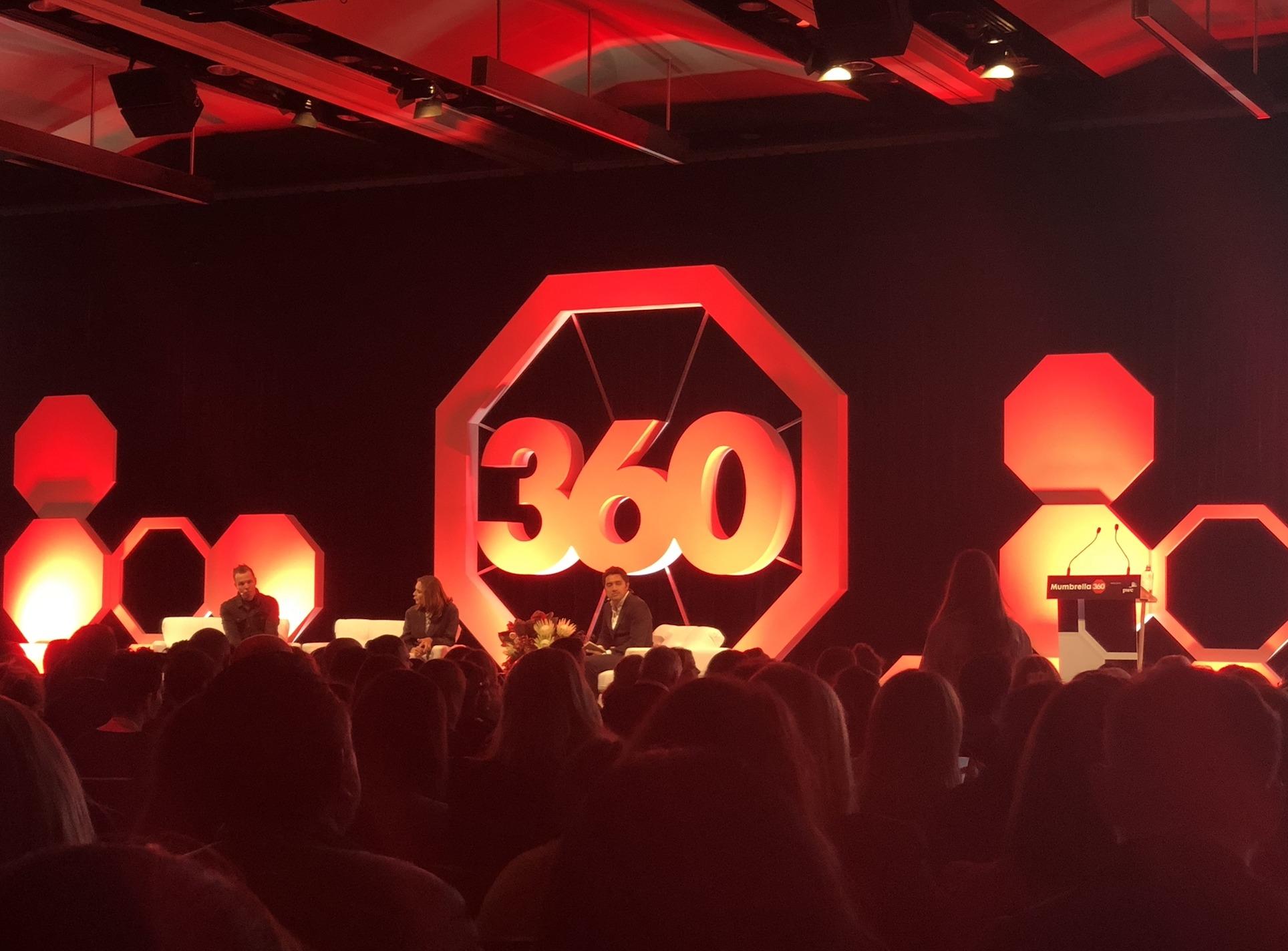Long & Co Attends Mumbrella 360, 2018