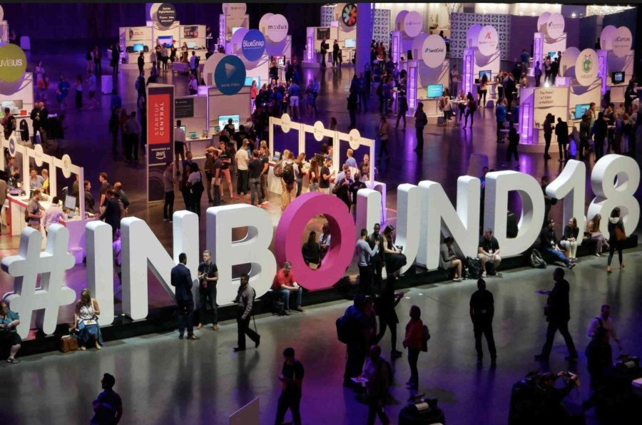 Long & Co attends Inbound 2018