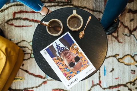 Coffee with Beni Kesh