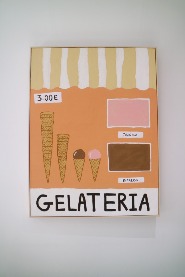 Gelateria Italia at Long & Co